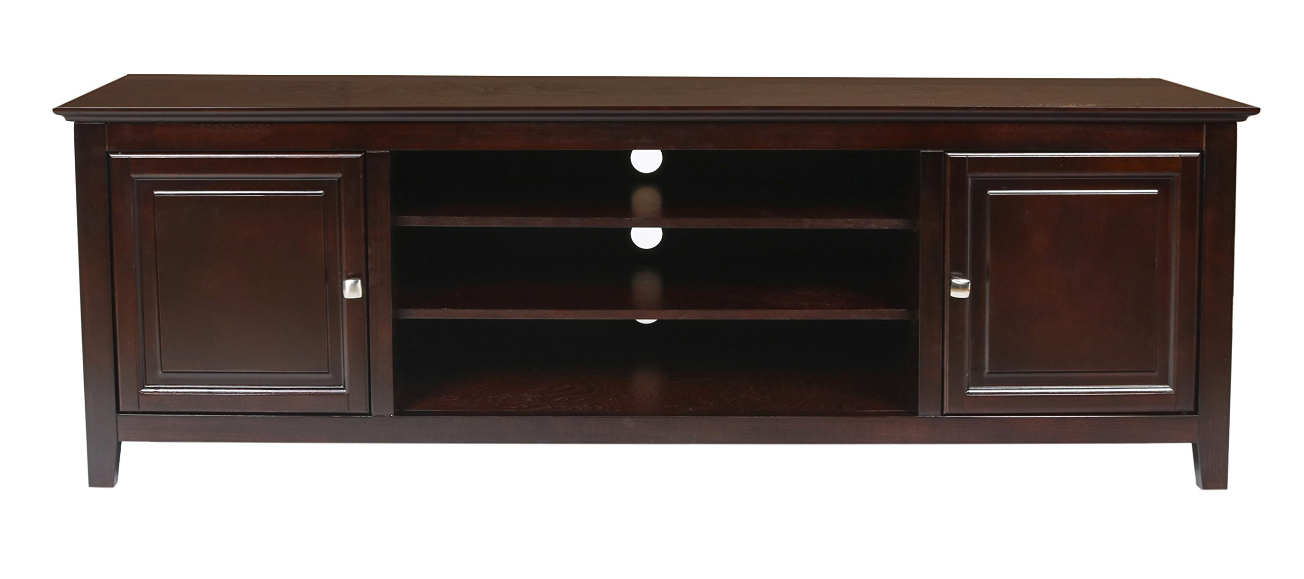 New Classic Guinness 72'' Merlot End Unit by New Classic