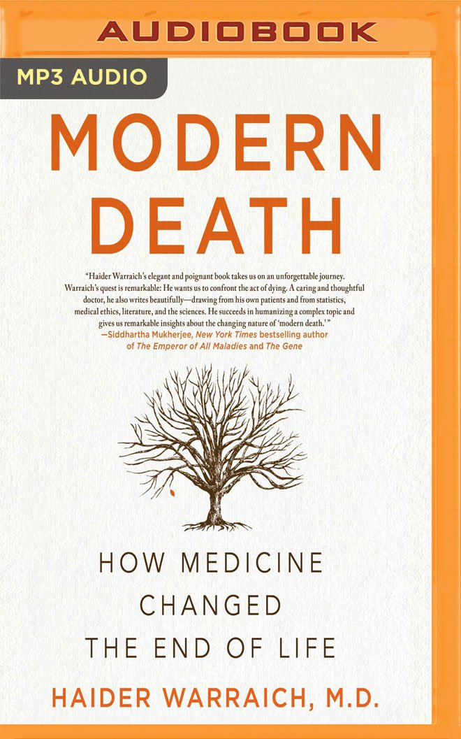 Modern Death: How Medicine Changed the End of Life pdf