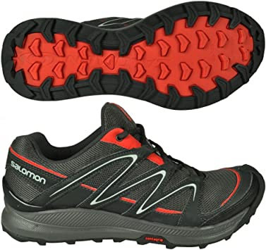 SALOMON XA Draco Trail Running All Terrain Allround para Zapatillas de Running Negro Talla:46 2/3: Amazon.es: Deportes y aire libre