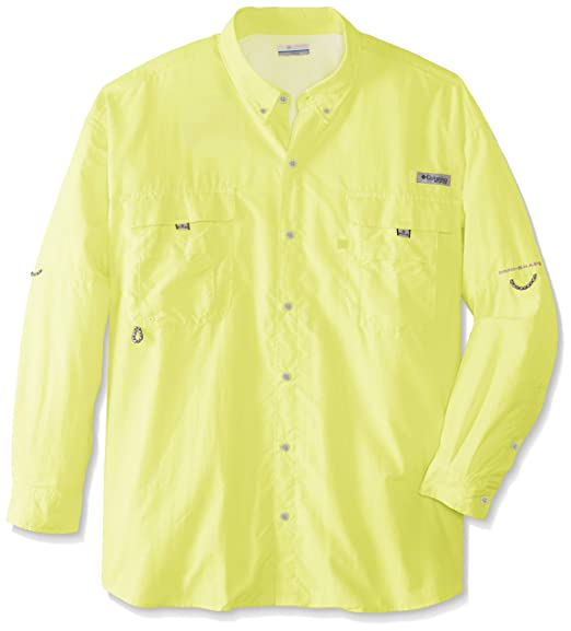 8b7f9c3c40d Amazon.com: Columbia Men's Bahama II Big Long Sleeve Shirt: Clothing