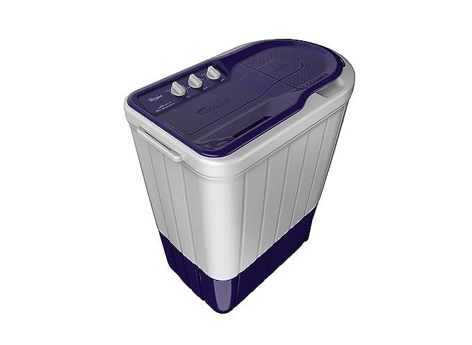 Whirlpool 6 kg Semi-Automatic Top Loading Washing Machine (Superb Atom 60I, Purple)
