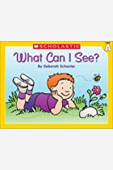 Little Leveled Readers: What Can I See? (Level A) (Little Leveled Readers: Level a) Kindle Edition