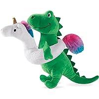 Fringe Studio Dog Toy, Summa Time Rex-Plush Pet Toy (289363)