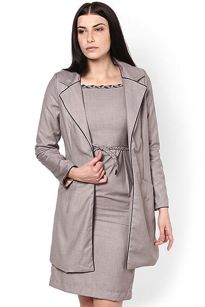 Kaaryah chaqueta de vestir para las mujeres: Amazon.es: Ropa ...