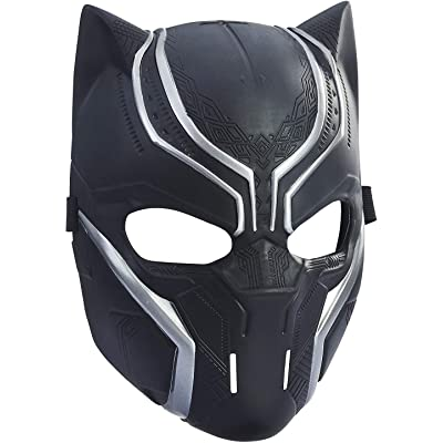 Marvel Black Panther Basic Mask: Toys & Games