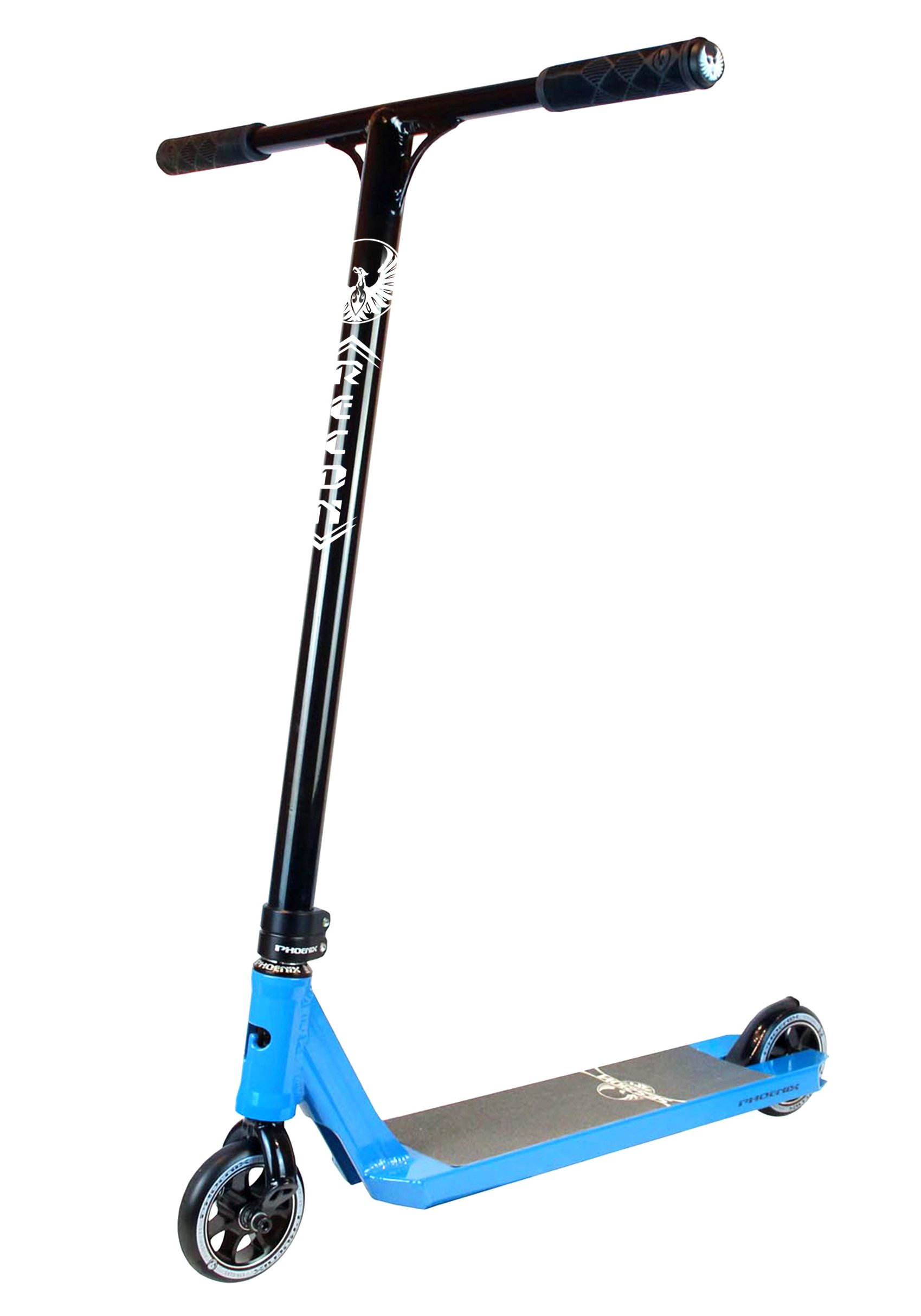 Phoenix Session Pro Scooter (Teal) by Phoenix Pro Scooters