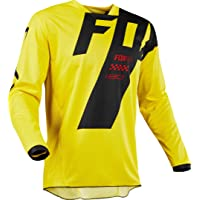 Fox Jersey 180 mastar, Yellow, tamaño L
