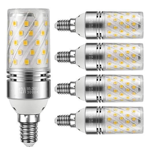 Entspricht 100 W Glühlampe E27 3000 K Warmweiß 12w Yiizon Led M Glühbirne