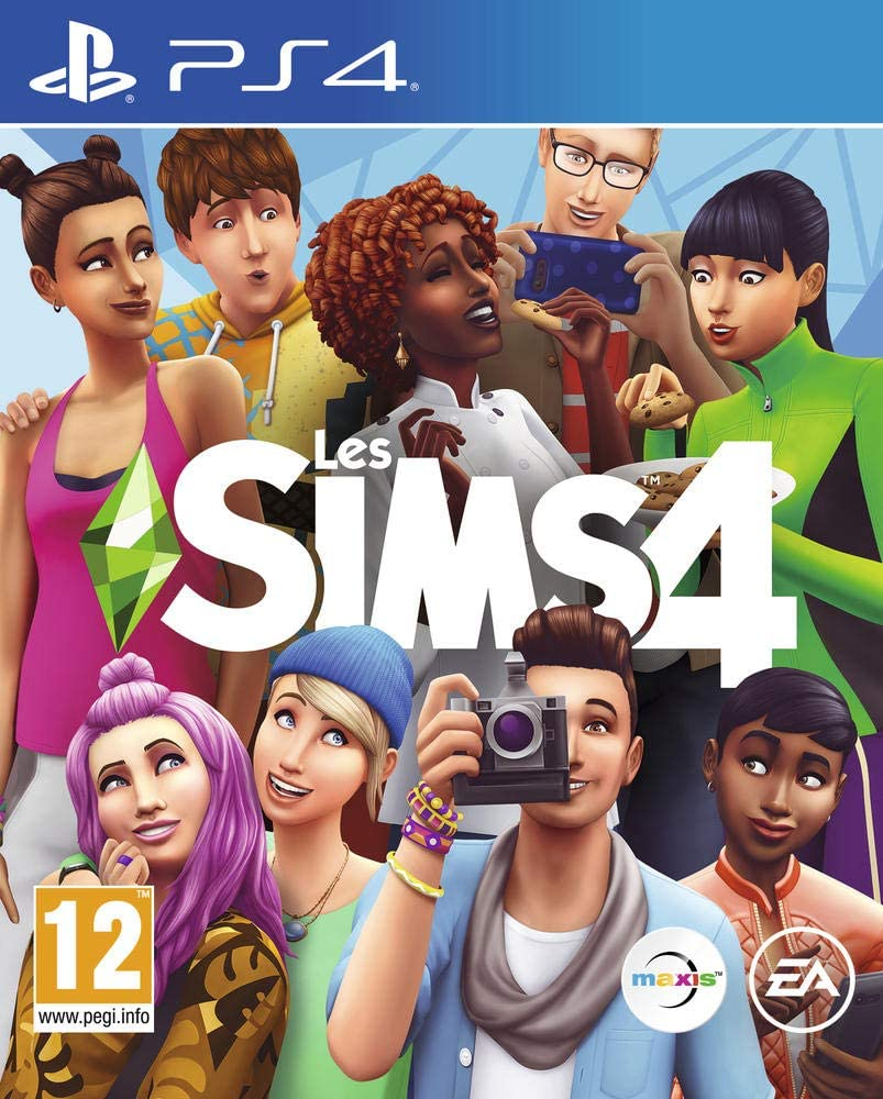 Les Sims 4 [PS4] | Electronic Arts