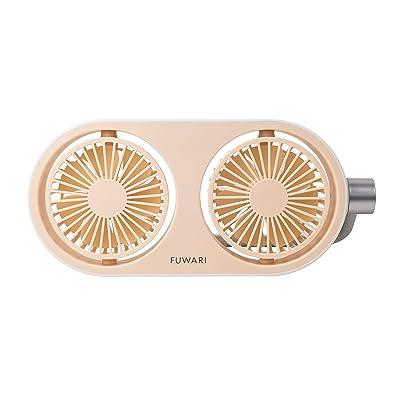【復活】山善 AC電源対応USB扇風機 FUWARI 風量3段階タッチスイッチ式 YTT-C50 送料込645円