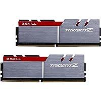 G.Skill F4-3000C15D-16GTZB Memoria 16GB, DDR4, 300MHz, color Gris/Negro/Rojo