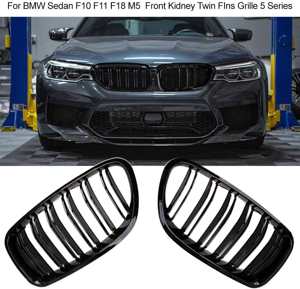 2015 X 6 Center Kidney Grill FOONEE M-Colored Stripe Grille Insert Trims for BMW 2013-2018 3 Series,or BMW 2014 2015 X 5