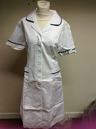 ee32fa8961648 Ladies Tunic Dress Nurse , Vets , Care Assistant , Catering Uniforms  Athens: Amazon.co.uk: Business, Industry & Science