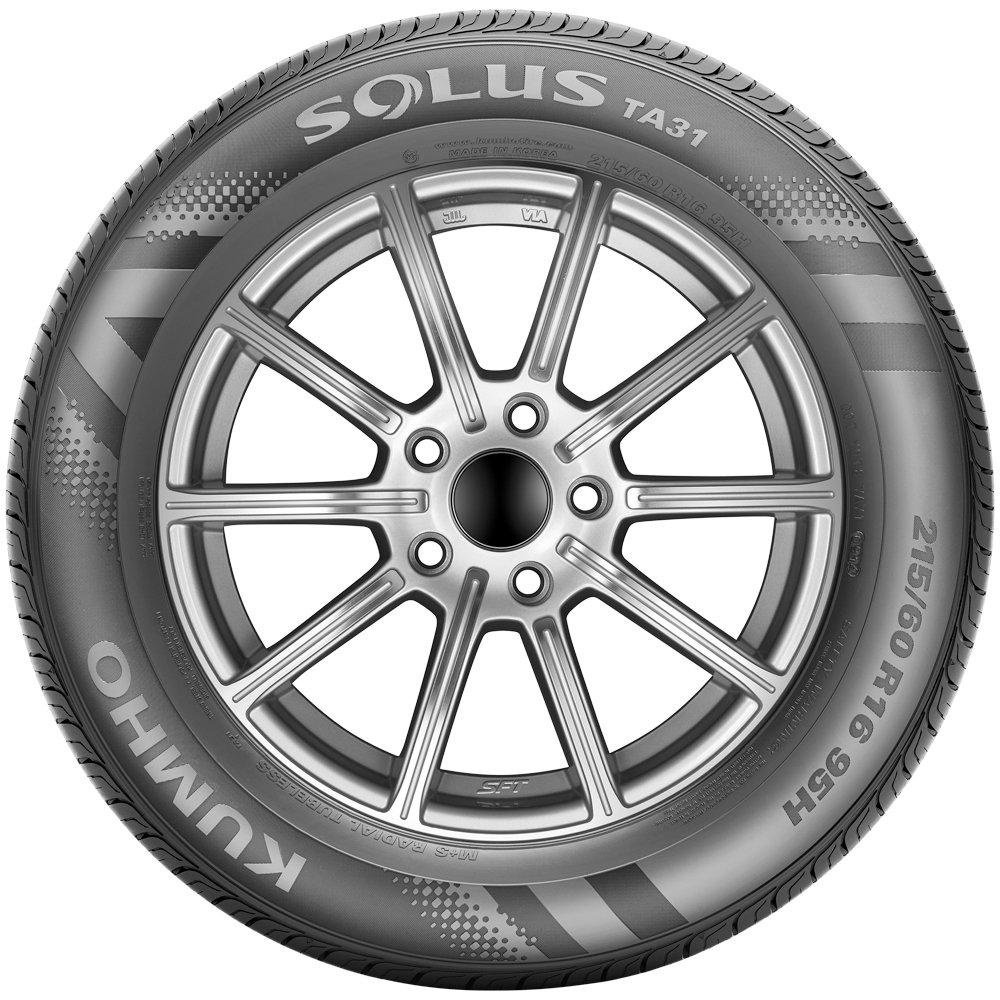 Kumho Solus TA31 all/_ Season Radial Tire-205//55R16 91H