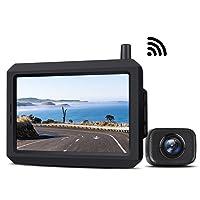 Deals on Boscam K7 Wireless Backup Camera Kit with Digital Signal
