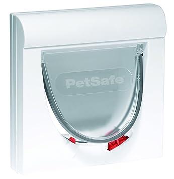 PETSAFE STAYWELL MAGNETIC 4 WAY LOCKING CAT FLAP DOOR  sc 1 st  Amazon.com & Amazon.com : PETSAFE STAYWELL MAGNETIC 4 WAY LOCKING CAT FLAP DOOR ... pezcame.com