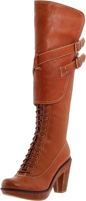 Reciclar Comandante respirar  Amazon.com   Timberland Women's Marge Wood Tall Boot   Knee-High