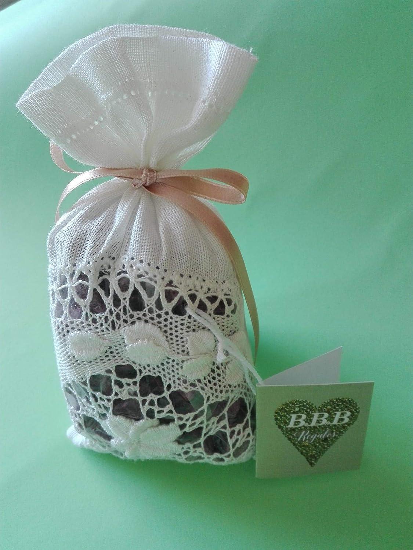 Ambientador, Bolsa olor, saco olor y decoración hecho a mano: Amazon.es: Handmade