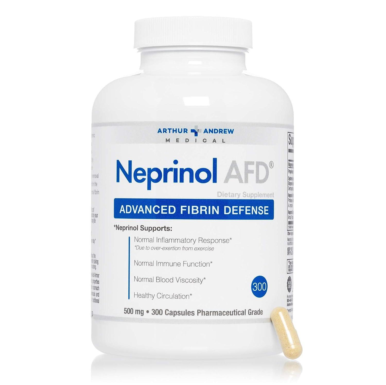 Neprinol AFD - Suplemento Para la Curvatura de Pene - Reduce El ...