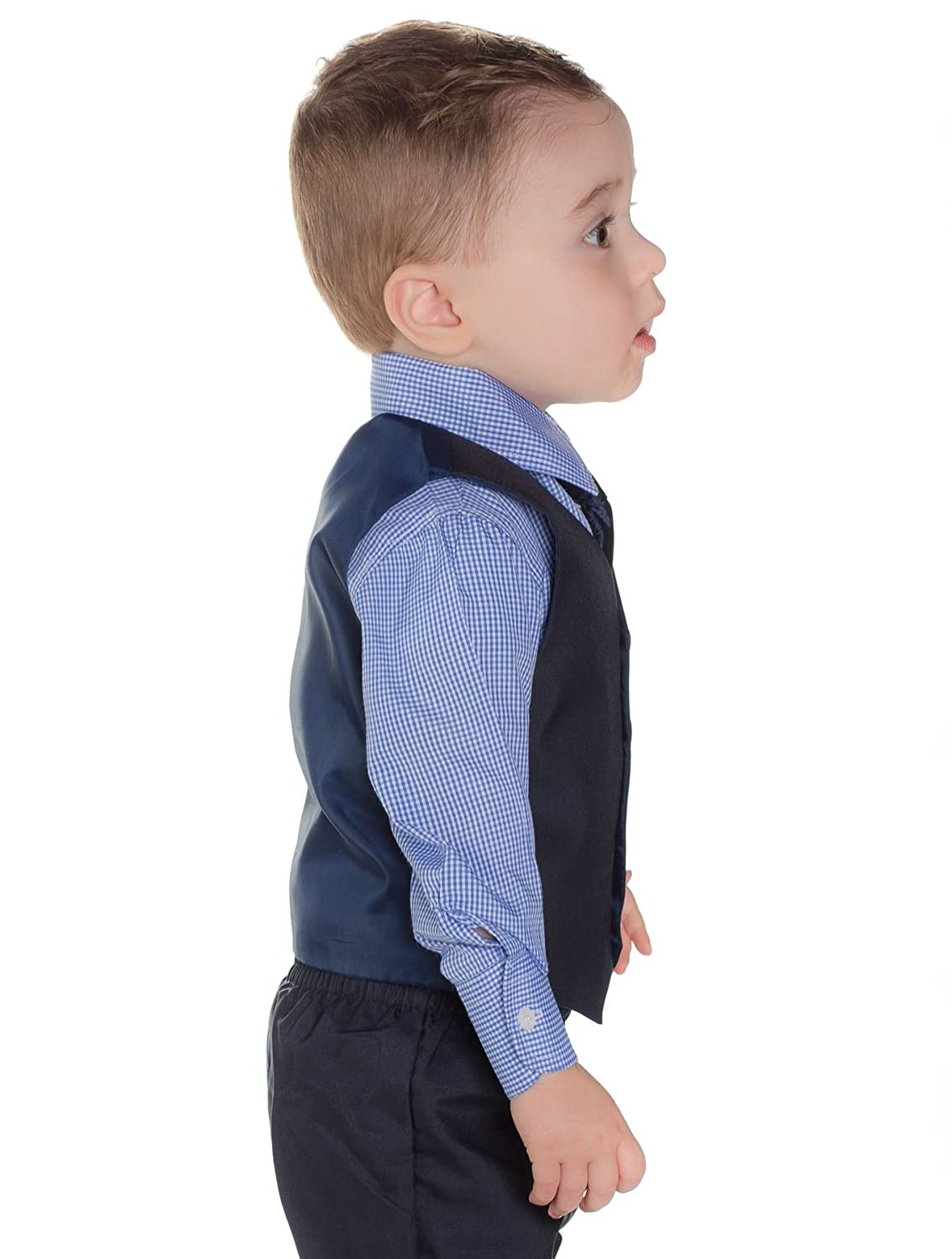 Paisley of London, Boys navy suit, Page boy suits, Boys wedding ...