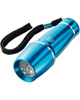 Design Go 9 LED Torch Turquoise One Size