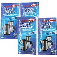 60g Orofix snelontkalker voordeelset voor koffiemachines en waterkokers (04 x 15 g)