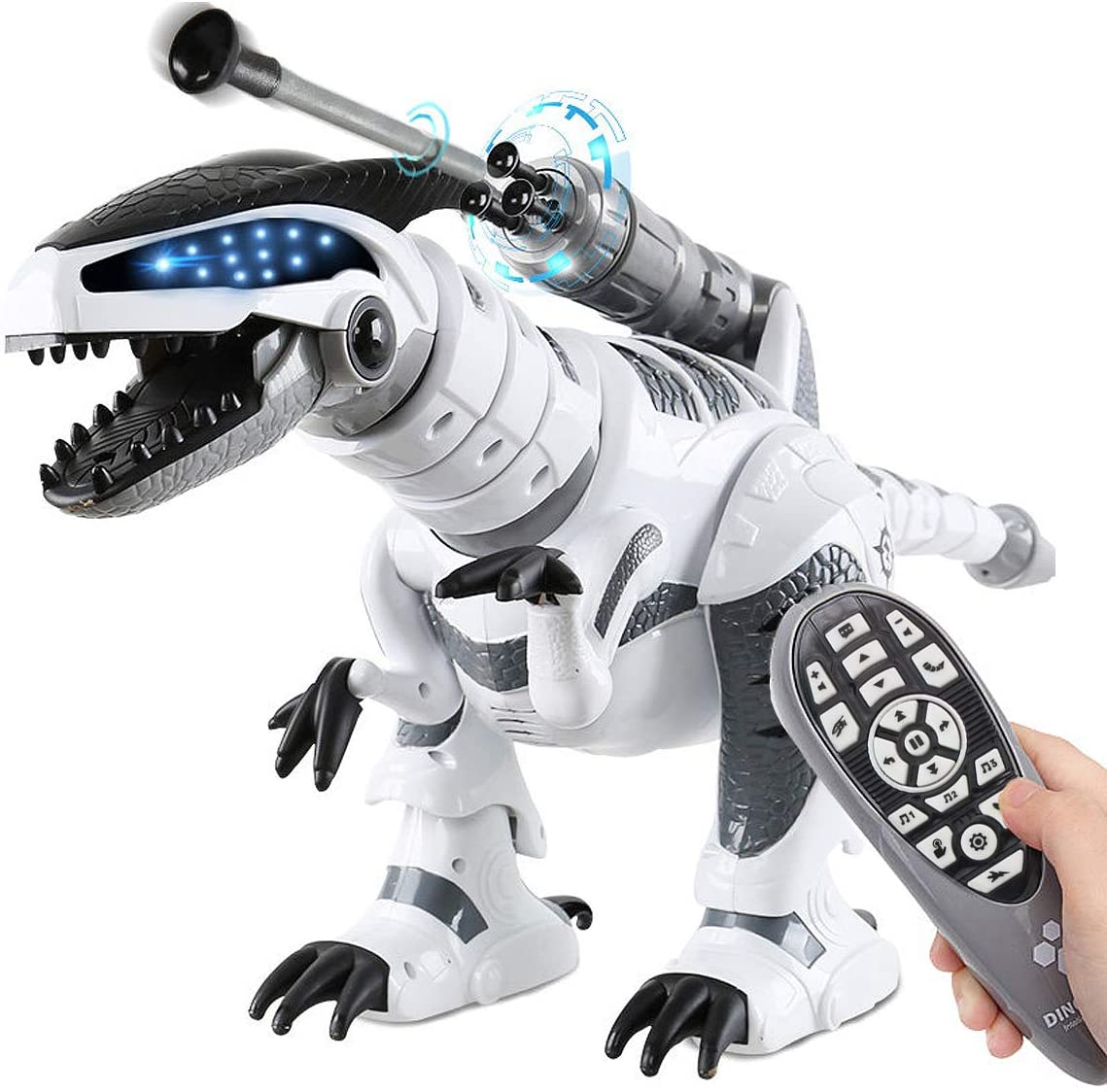 Top 9 Best Robot Dinosaur Toys For Kids & Toddlers (2020 Reviews) 4