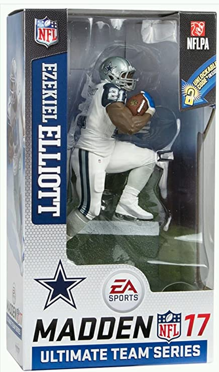 low cost 3583c 84796 Amazon.com: McFarlane Toys NFL Madden 17 Ultimate Team ...