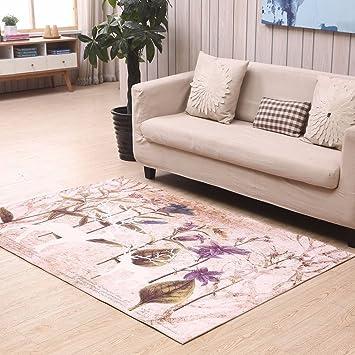 Rutschfest Matte Weich Teppich Bereich Wohnzimmer Teppich Rechteck