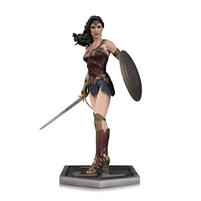 DC Collectibles Justice League Movie Wonder Woman Statue: Toys & Games