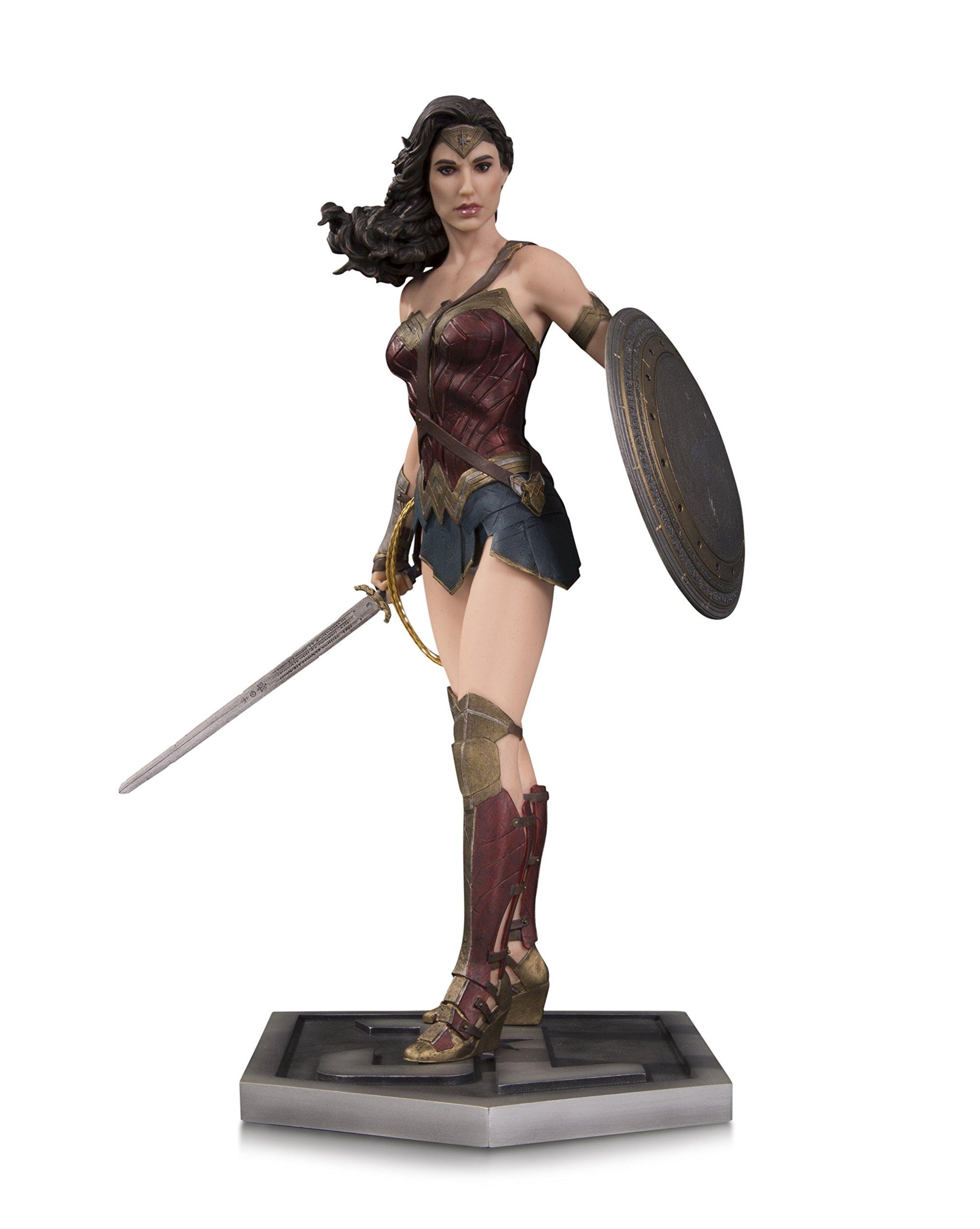 DC Collectibles Justice League Movie Wonder Woman Statue