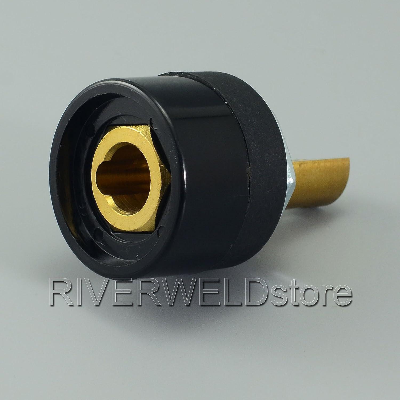 Montage rapide Euro Style C/âble Connecteur Panneau arri/ère Socket 315Amp KDZ50B