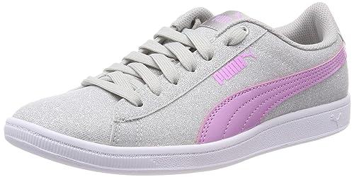 PUMA Mädchen Vikky Glitz Jr Sneaker: Puma: : Schuhe
