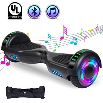 Amazon.com: Sweetbuy Hoverboard UL 2272 - Scooter de balance ...