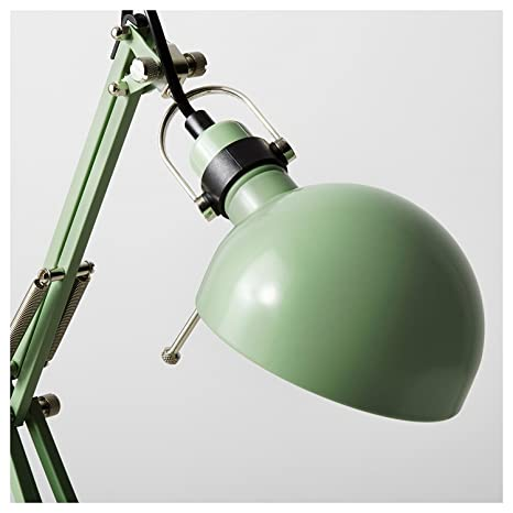 Classic Work Lamp For Desk In Vintage Turquoise Green For Home Office, Ikea  103.214.