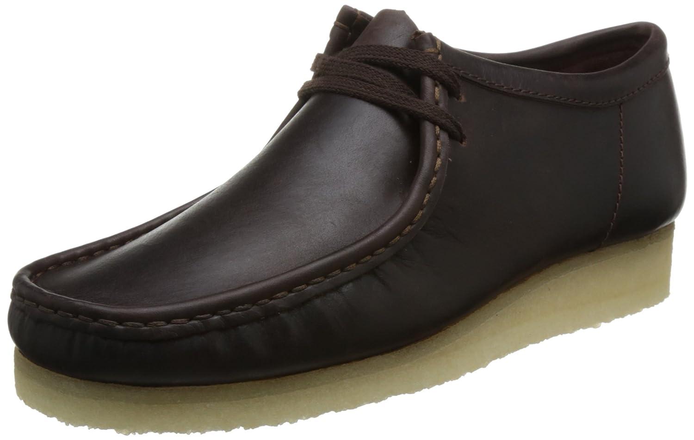 Clarks Originals 261227087, Mocasines Hombre 44 EU Chestnut Leather (26134184)