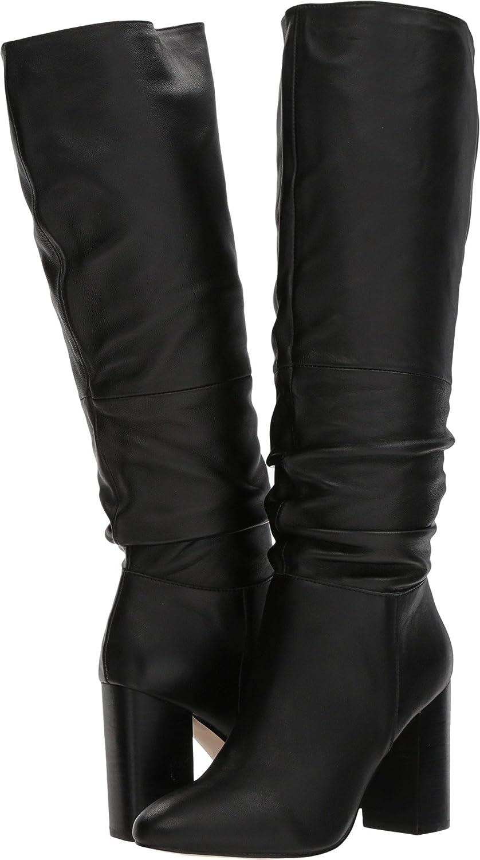 Steve Madden Womens Faola B075TGPMX6 6 B(M) US|Black Leather