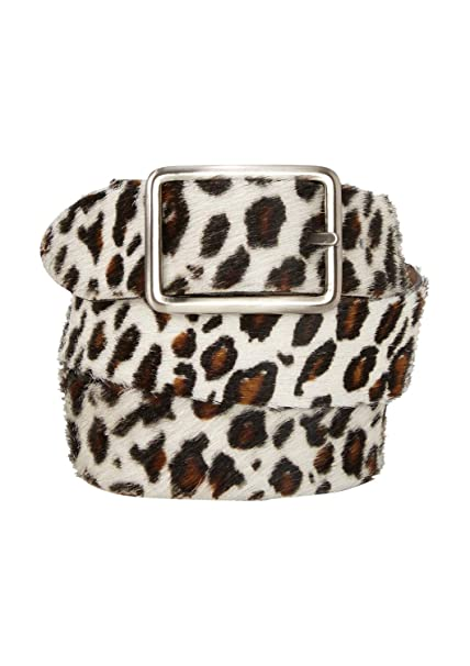 arriva f7cf8 0fa43 Comma casual identity - Cintura da donna leopardata Sand Leo L ...