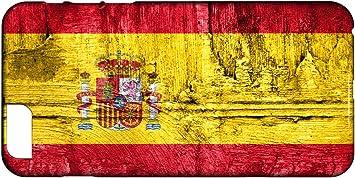 Funda Carcasa para iPhone 8 Bandera ESPAÑA 07: Amazon.es: Electrónica