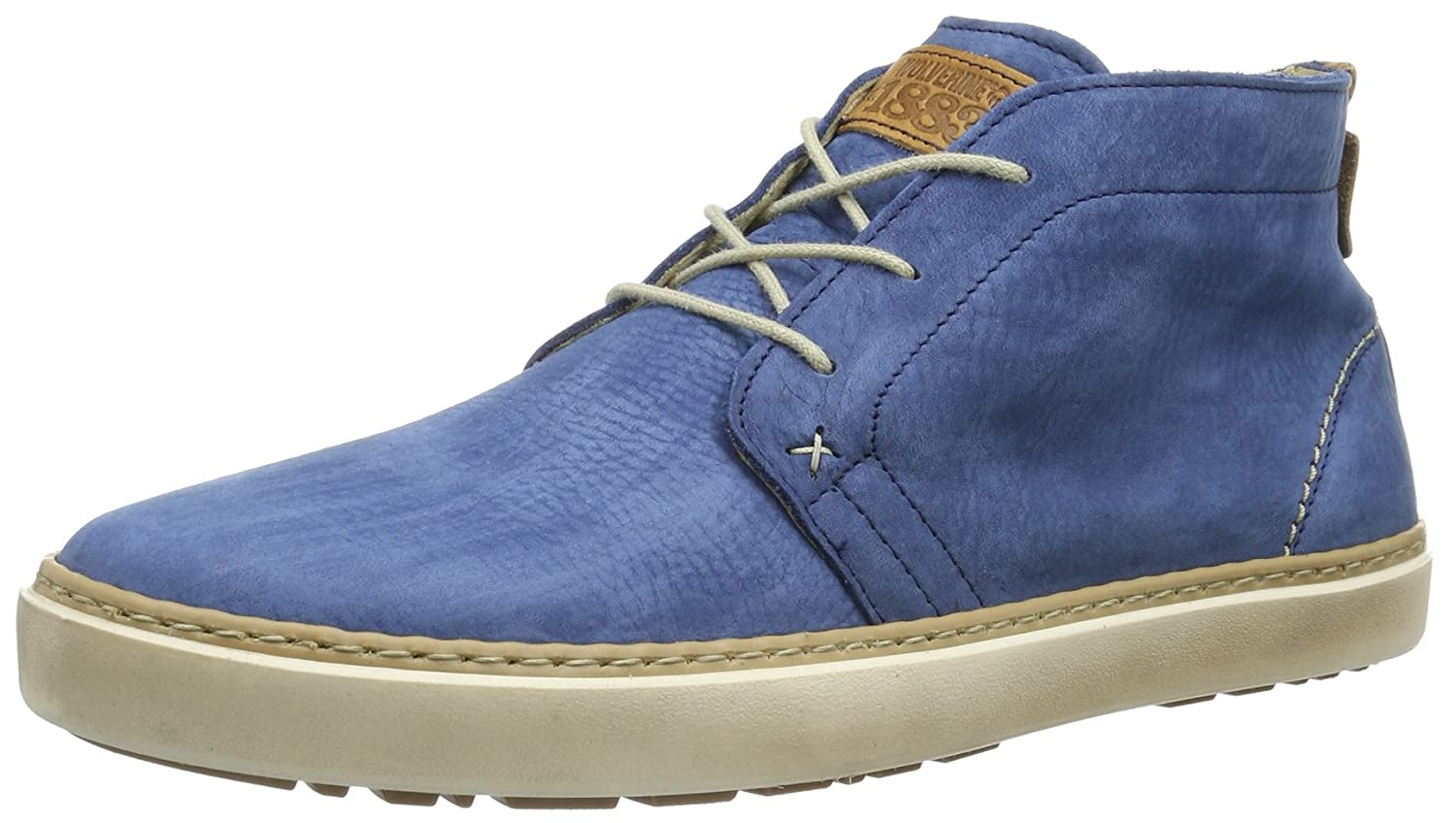 1883 by Wolverine Men's Alberto Fashion Sneaker