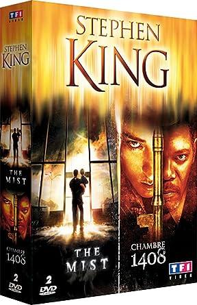 Stephen King : The mist / Chambre 1408 - coffret 2 DVD: Amazon.co.uk on