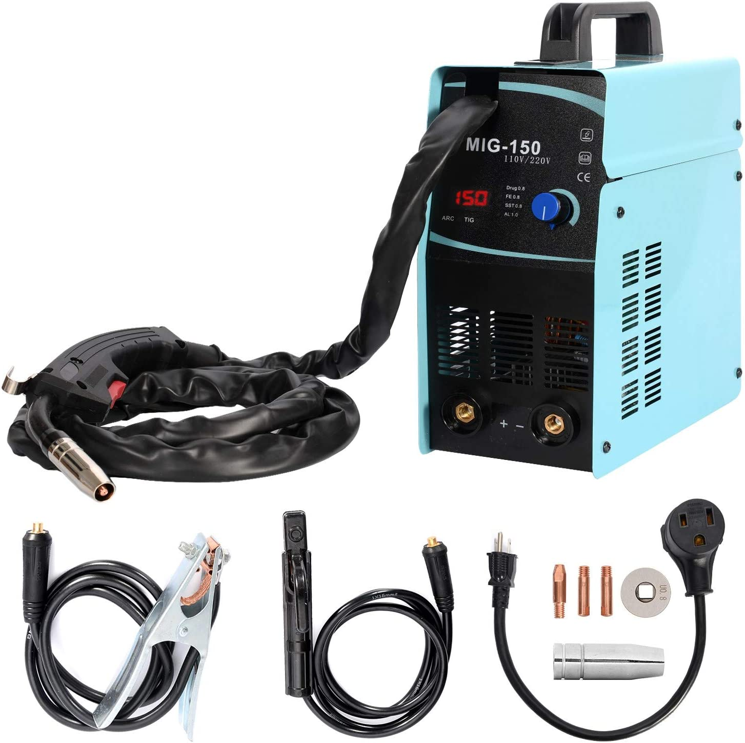 Best 110v Mig Welder (MIG, TIG, Stick) - Our 5 Reviews for 2020 2