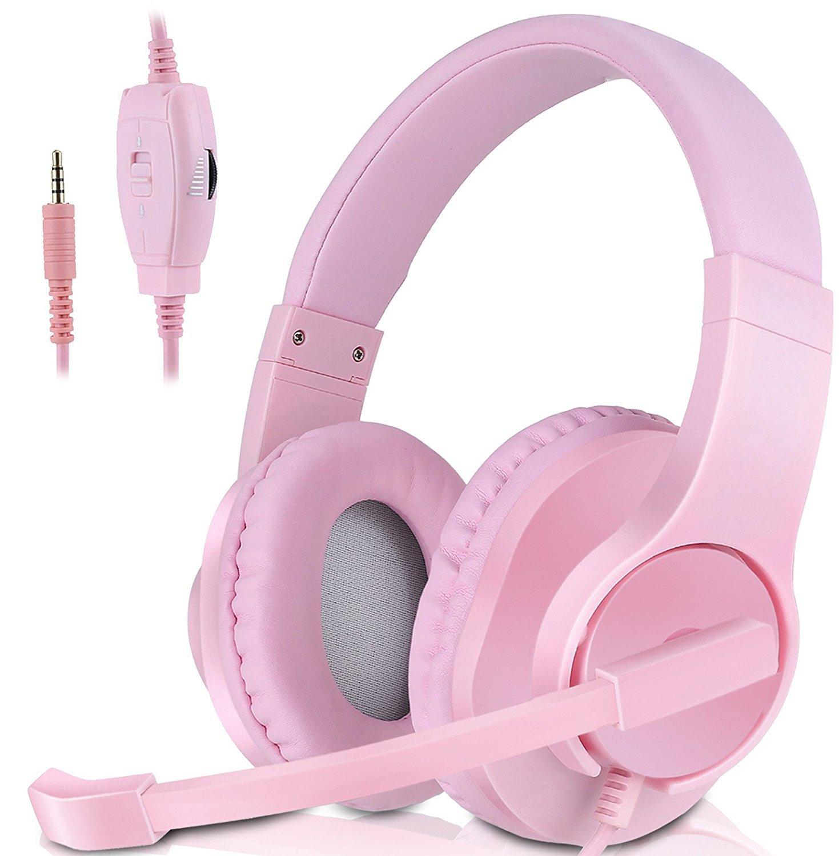 Amazon.com: Picozon 3.5mm Plug Gaming Headset Headphone