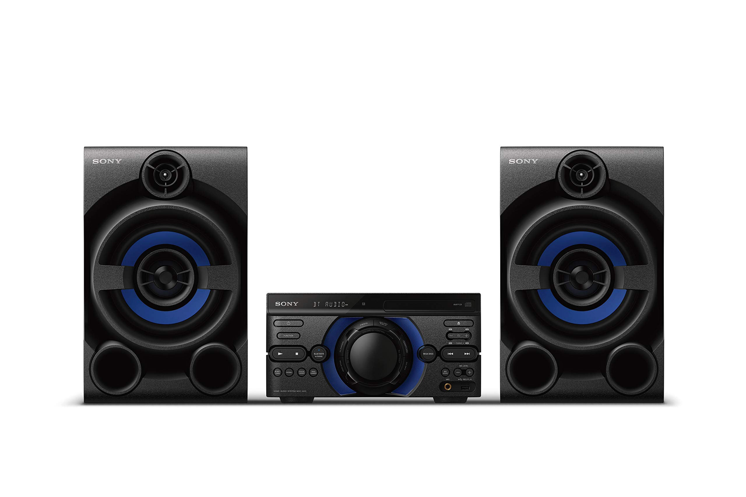Sony MHC-M20 High Power Audio System with CD by Sony