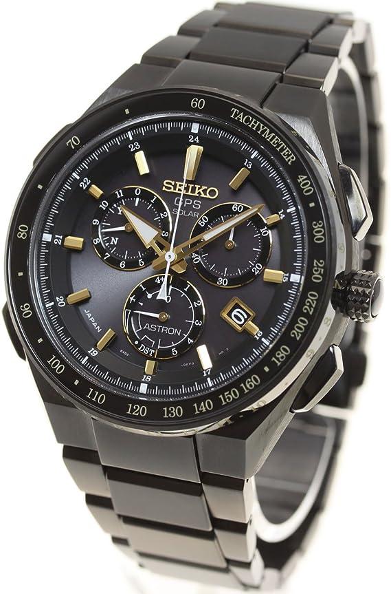 [セイコーウォッチ] 腕時計 アストロン EXECTIVE LINE SBXB131 ブラック