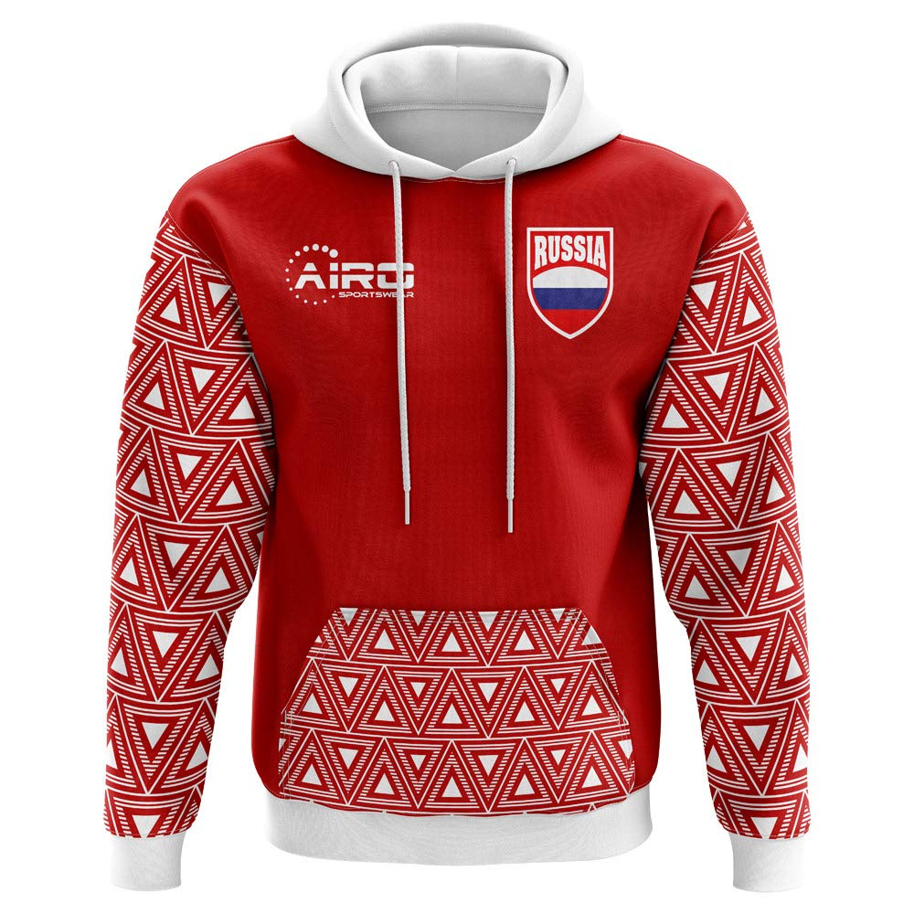 Airo Sportswear 2018-2019 Russia Home Concept Football Hoody
