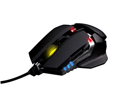 9aaf678763e G.SKILL RIPJAWS MX780 RGB Laser Gaming Mouse  Amazon.co.uk ...