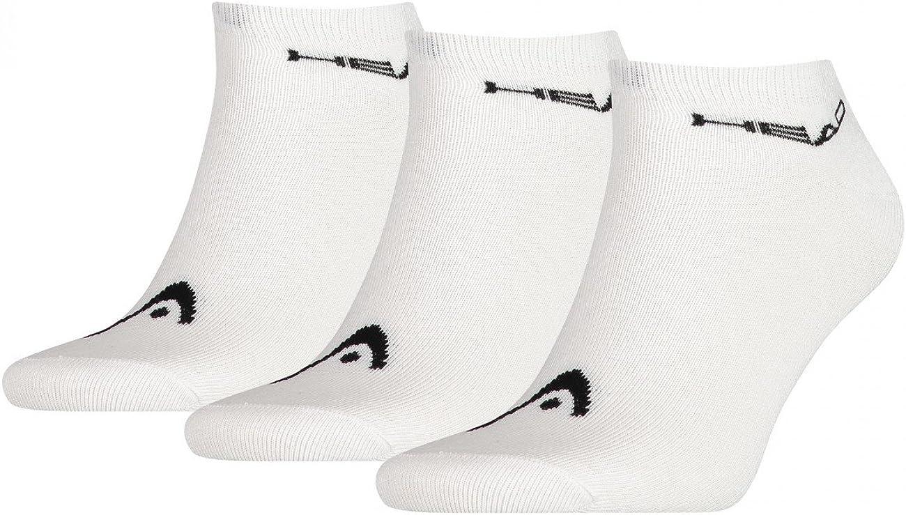 HEAD Unisex Sneaker Sportsocken 9er Pack