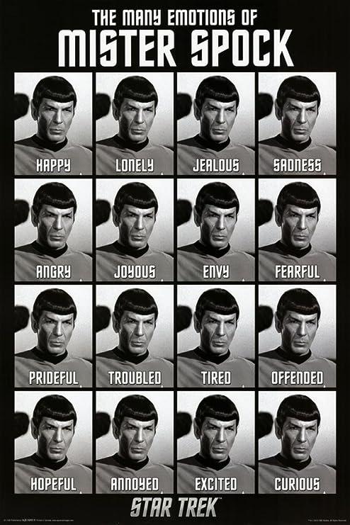 24 by 36-Inch Aquarius 24-1272 Star Trek Enterprise Blueprint Poster