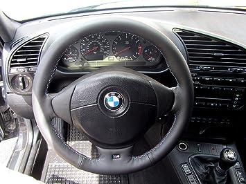 RedlineGoods BMW Z3 1995-02 Cubierta de Volante Msport: Amazon.es: Coche y moto